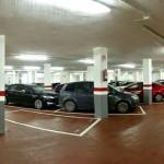 Rehabilitación integral del parking