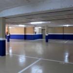 Instalación eléctrica del parking según normativa vigente