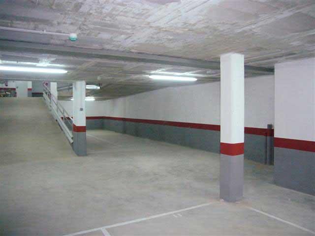 Parking avda mare de d u de montserrat n 188 barcelona - Rampas de garaje ...