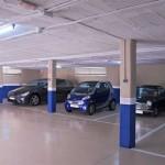 Reparación de respiraderos del parking