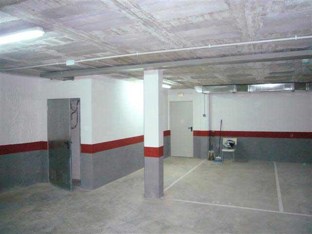 Parking avda mare de d u de montserrat n 188 barcelona pintarparking s l - Pintura suelos garaje ...