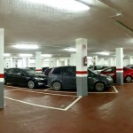 Rehabilitación integral del parking