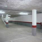 Rehabilitación de rampa del garaje