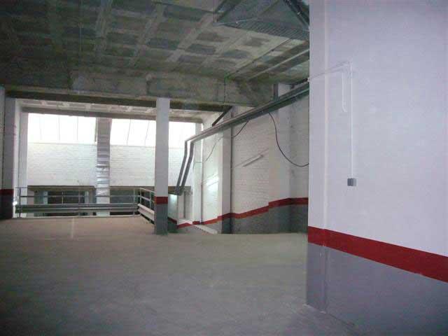 Parking avda mare de d u de montserrat n 188 barcelona - Pintura para suelos de garaje ...