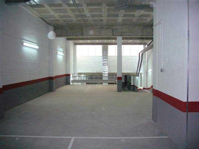 Pintura especial en arrimaderos del garaje pintarparking - Pintura de garaje ...