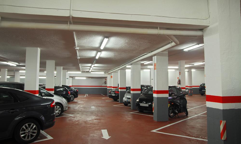 Parking c viladomat n 319 pintarparking s l - Pintura para parking ...